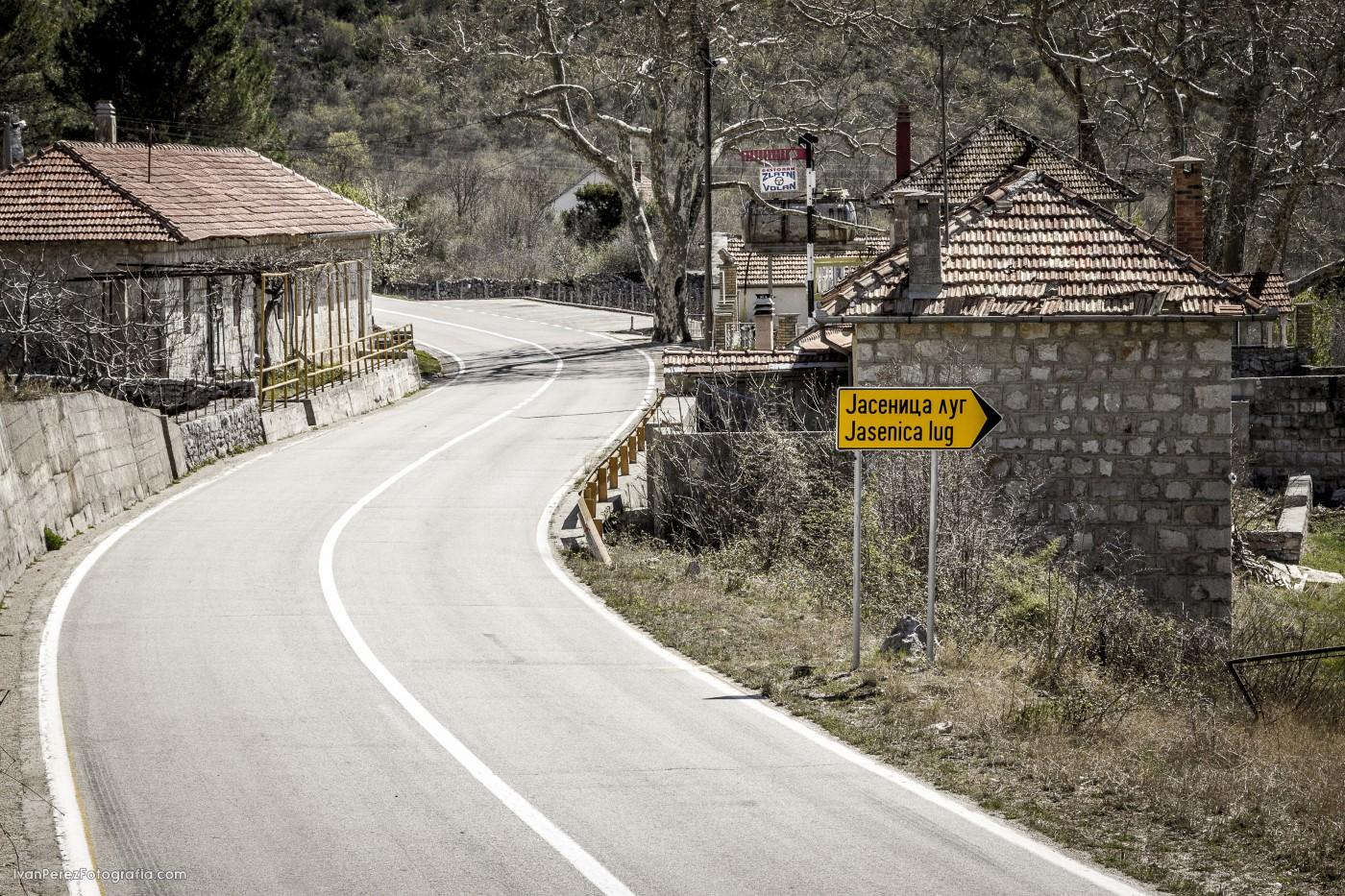 carretera bosnia