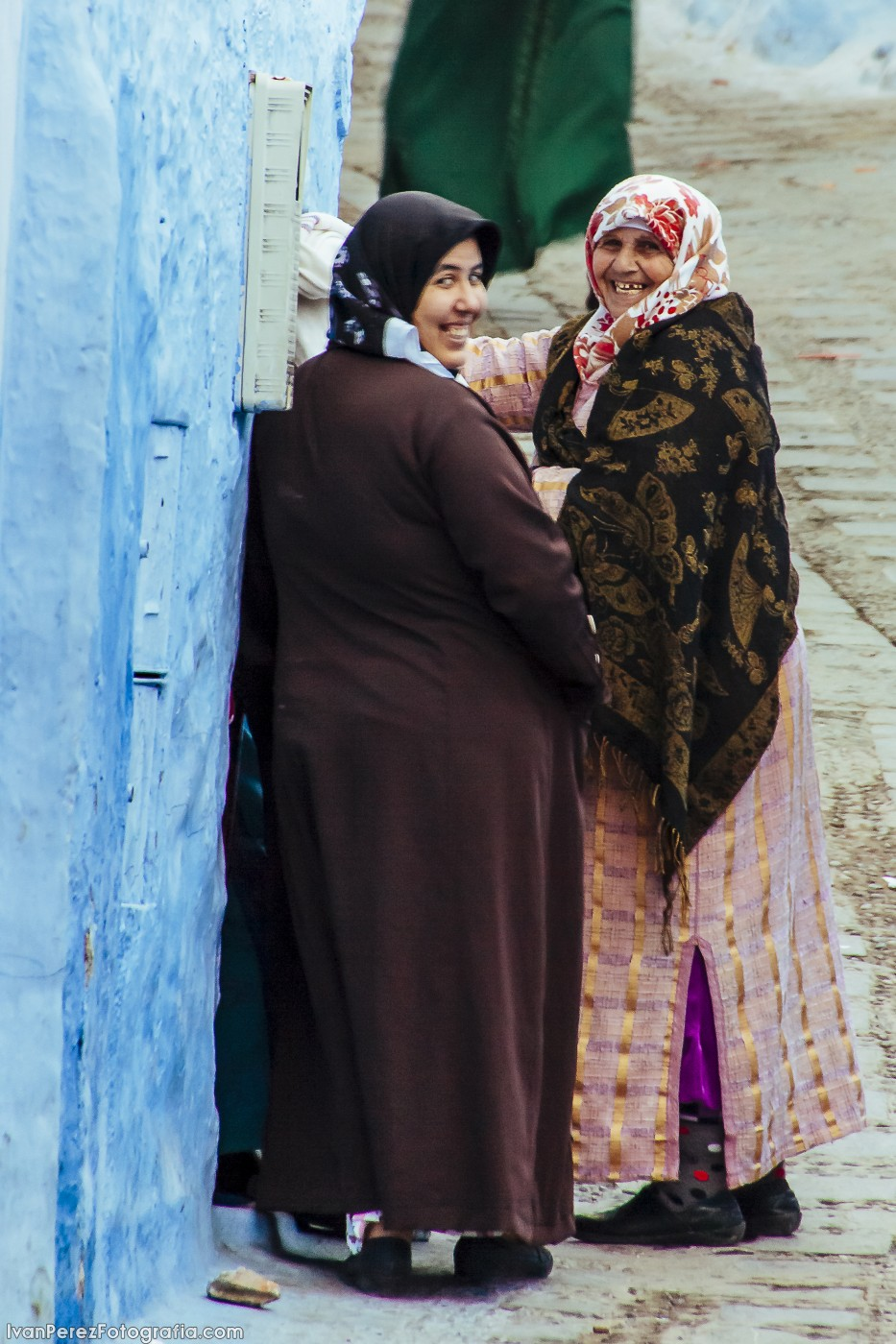 chefchaouen-mujeres