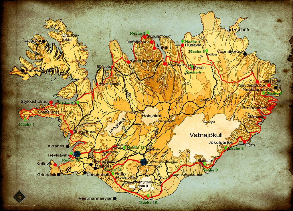 mapa islandia1