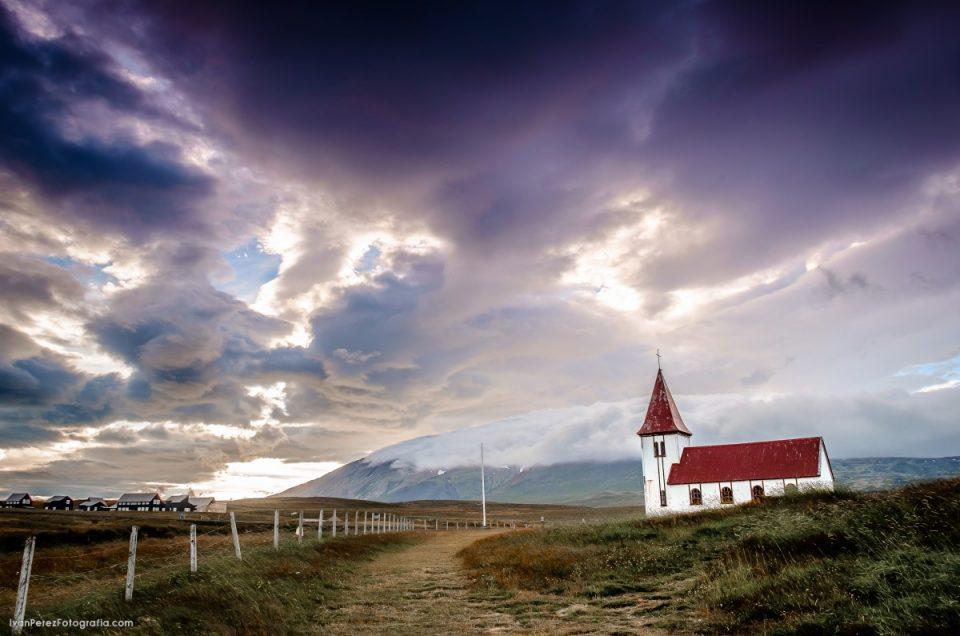 ISLANDIA I – Peninsula de Snæfellsnes