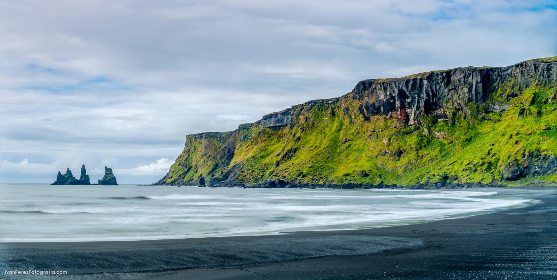 Vik, Islandia, 2015