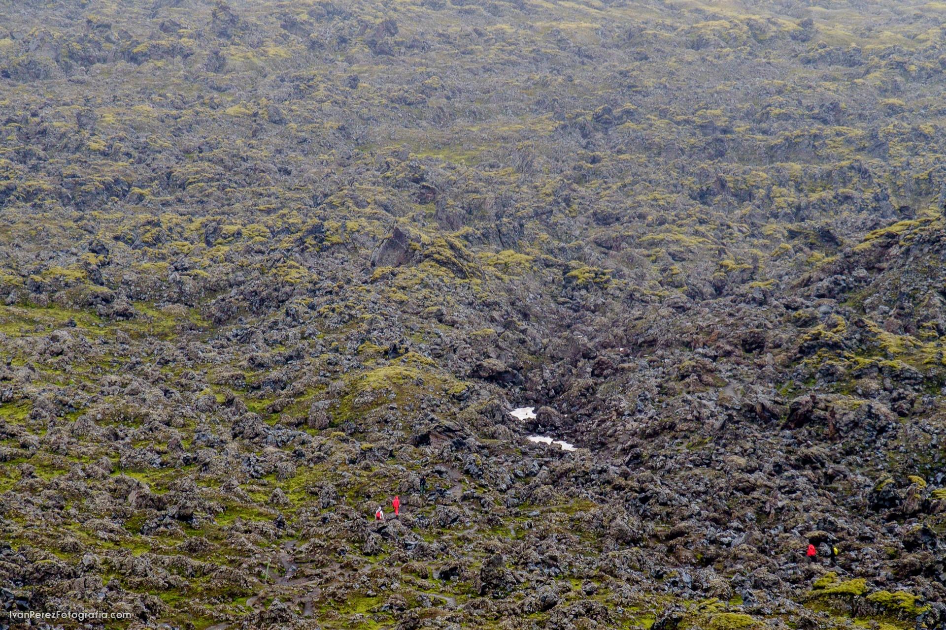 ISLANDIA landmannaugar 10-2