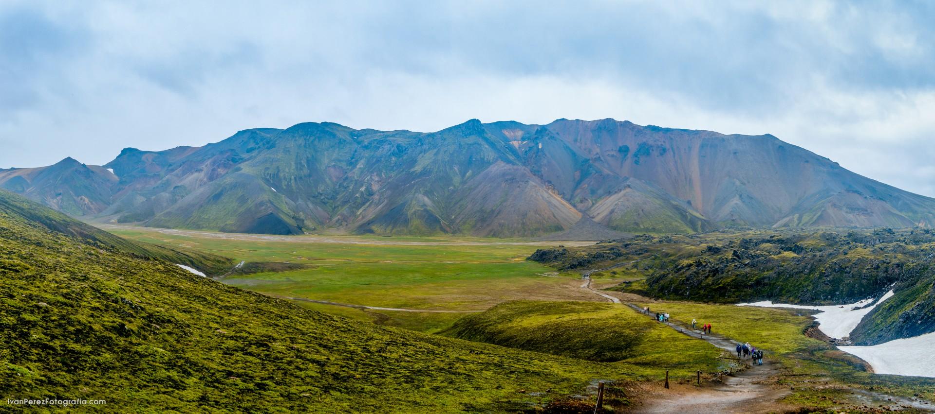 ISLANDIA landmannaugar 10-5