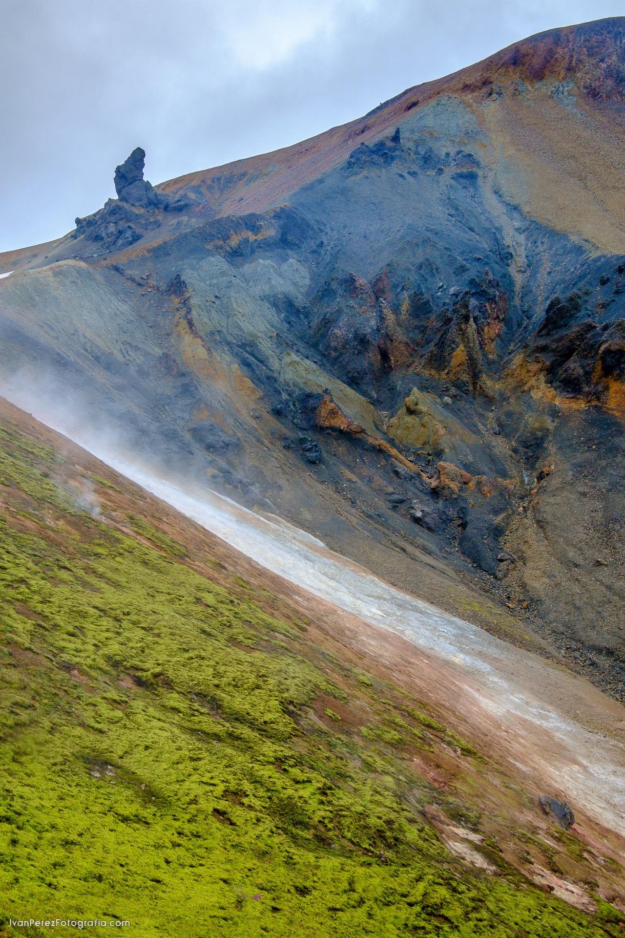 ISLANDIA landmannaugar 10