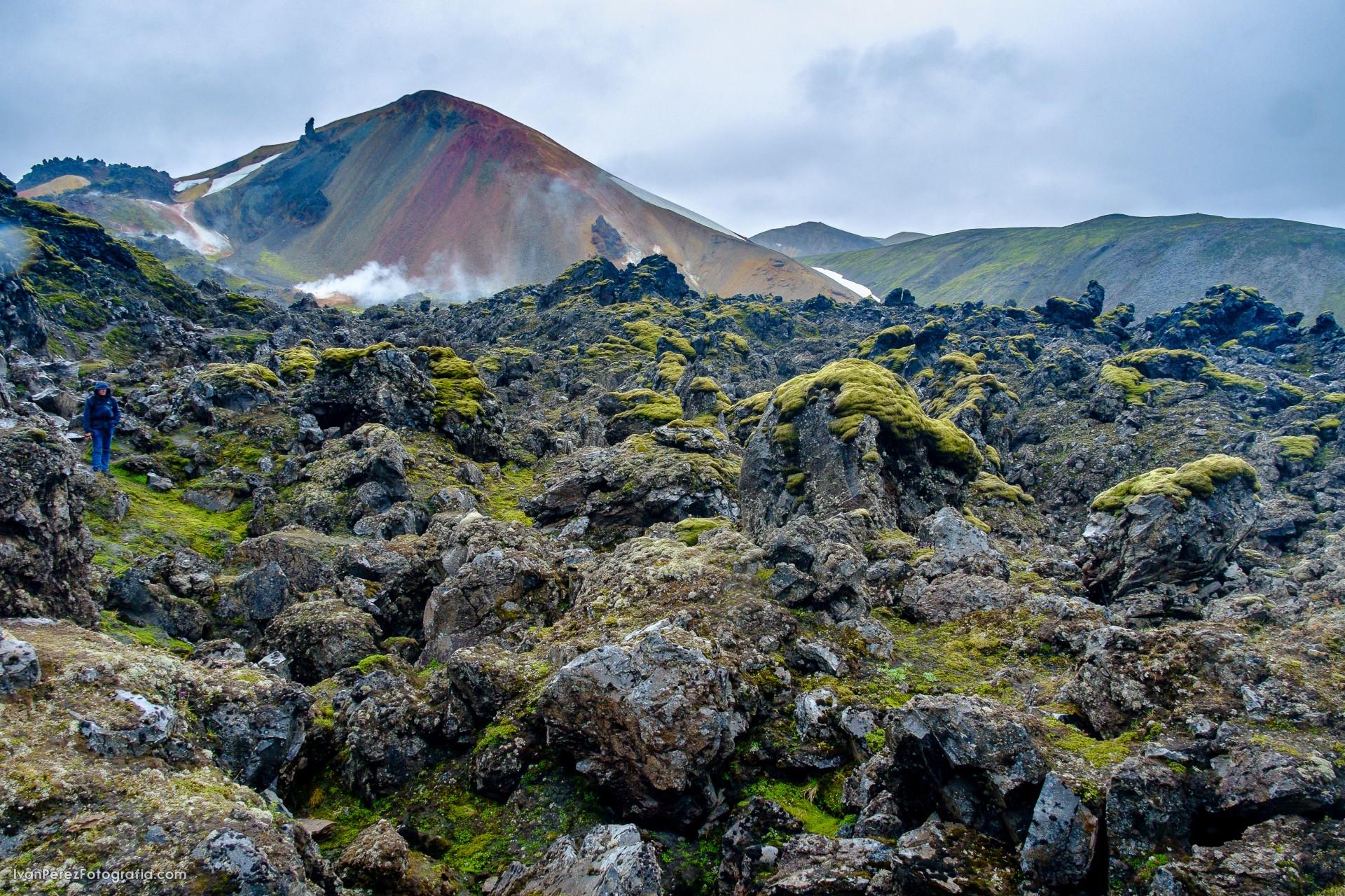 ISLANDIA landmannaugar2