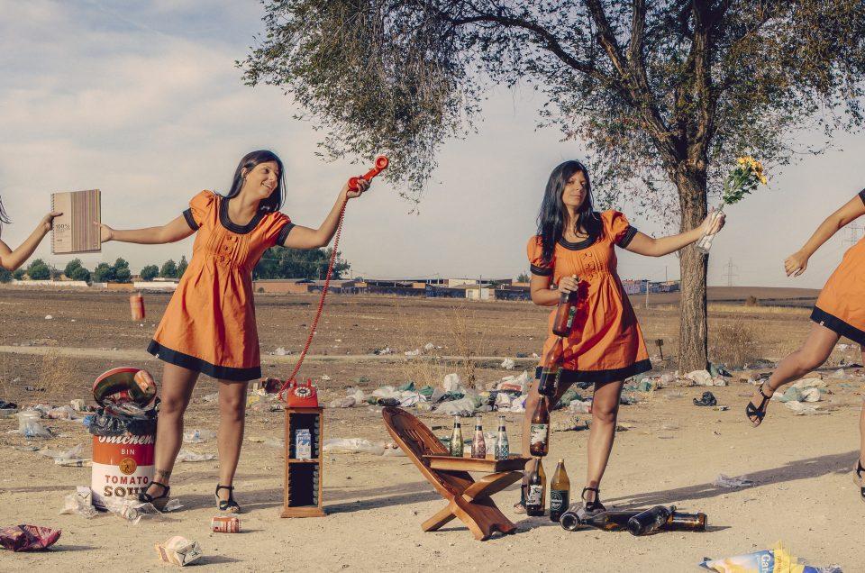 Exposición Upcycling en el Círculo de Bellas Artes