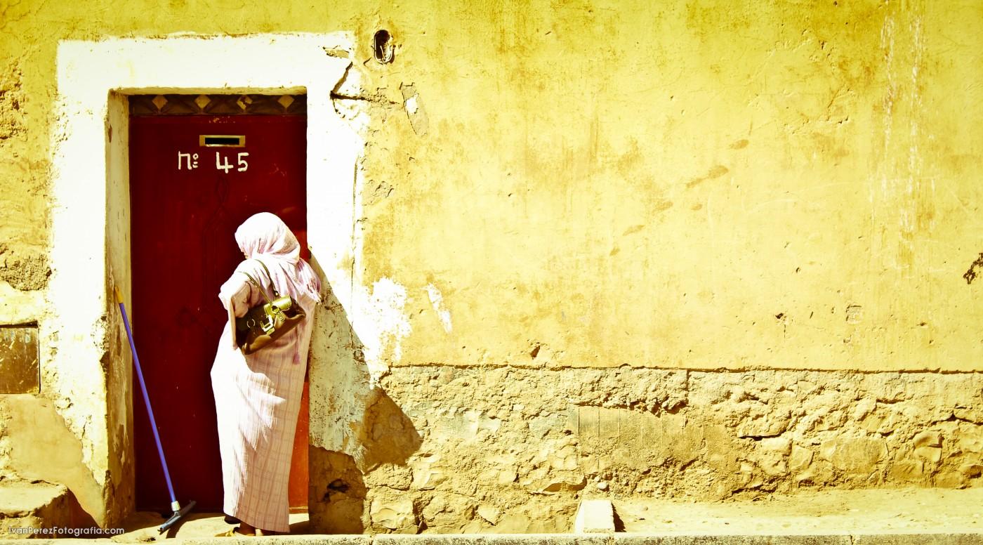 Ourzarzate, Marruecos, 2010
